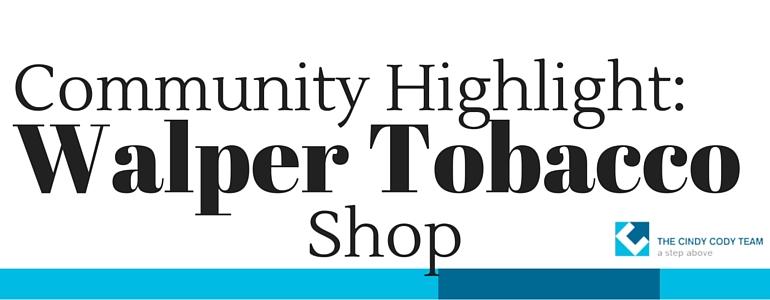 walper tobacco shop