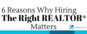 hiring the right realtor