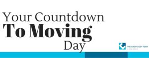 countdown to moving day Blog
