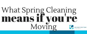 Spring cleaning for sellers