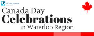 Waterloo Region Celebrates Canada Day
