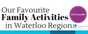 Family life in Waterloo Region