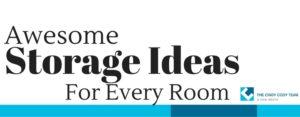 Awesome Home Storage Ideas