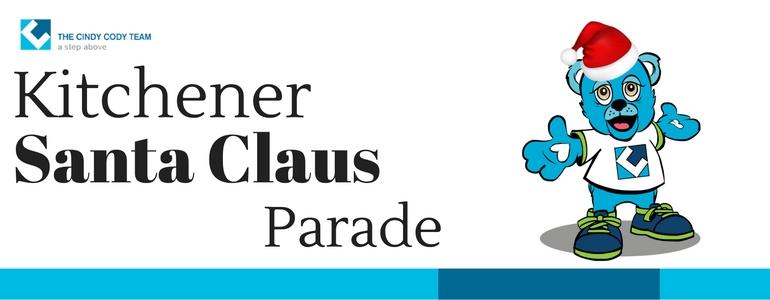 Kitchener Santa Claus Parade