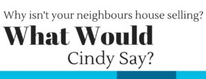 WWCS Neighbours house isn't selling