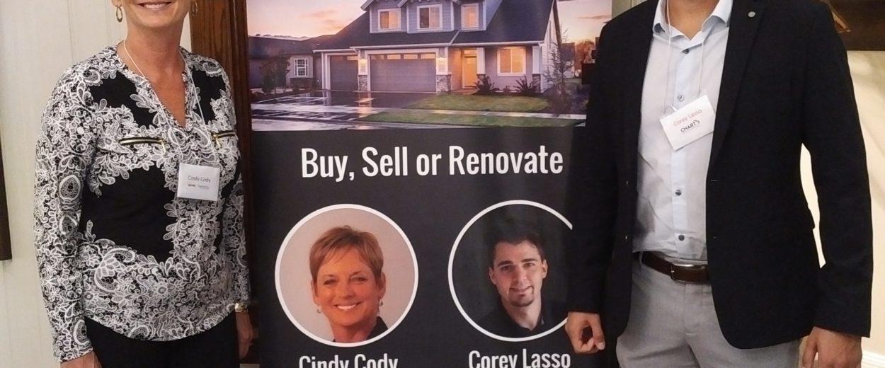 Buy, Sell or Renovate Seminar